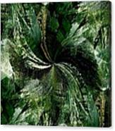 Tropical Rain Forest Canvas Print