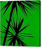 Tropical Splash Canvas Print