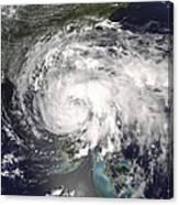 Tropical Storm Fay Canvas Print