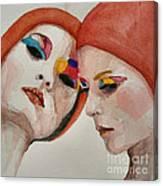 True Colors Canvas Print