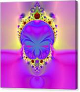True Face Behind Those Crowns II Canvas Print