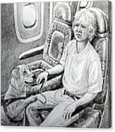Trusted Companion Canvas Print