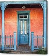 Tucson Front Porch Canvas Print