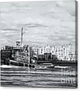 Tugboat Turecamo Girls II Canvas Print