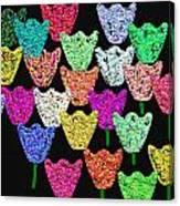 Tulip 5 Canvas Print