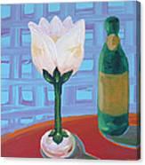 Tulip Champagne Canvas Print