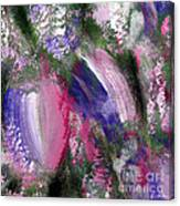 Tulip Infatuation Canvas Print