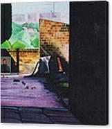 Tunnel Vision 4 Canvas Print