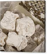 Turkish Delight In A Box Canvas Print