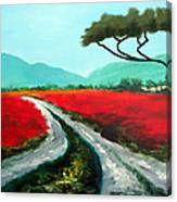 Tuscan Bliss Canvas Print