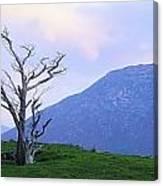 Twelve Bens, Connemara, Co Galway Canvas Print