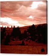 Twilight Mystery  Canvas Print