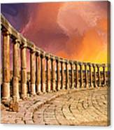 Twilight Of The Gods Canvas Print