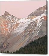Twilight San Juan Mountains Canvas Print