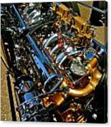 Twin Engines Canvas Print