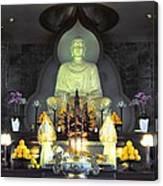 Twisted Buddha Canvas Print