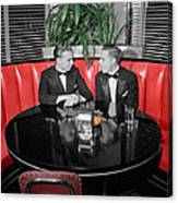 Two Tuxedos Canvas Print