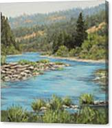 Tyee Morning Canvas Print