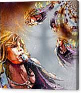Tyler Mania Canvas Print