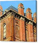 Uc Berkeley . South Hall . Oldest Building At Uc Berkeley . Built 1873 . 7d10114 Canvas Print