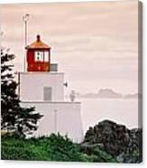 Ucluelet Lighthouse Canvas Print