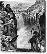 Uganda: Murchison Falls Canvas Print