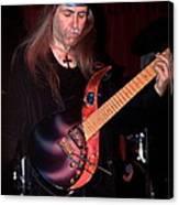 Uli Jon Roth And His Sky Guitar Canvas Print