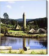 Ulster History Park, Omagh, County Canvas Print