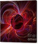 Ultraviolet Canvas Print
