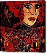Ulyana Canvas Print