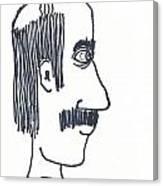Uncle Lefty Canvas Print