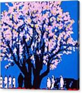 Under The Yum Yum Tree Canvas Print