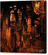 Underground Splendor Canvas Print