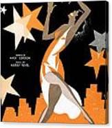 Underneath The Harlem Moon 2 Canvas Print