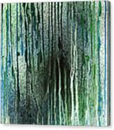 Underwater Forest Canvas Print
