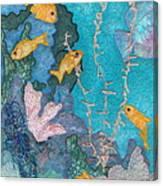 Underwater Splendor II Canvas Print