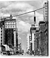 Union Avenue Memphis Canvas Print