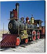 Union Pacific 119  Left Canvas Print