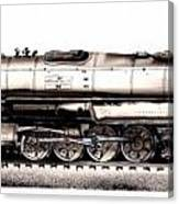 Union Pacific 4-8-8-4 Steam Engine Big Boy 4005 Canvas Print
