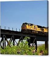 Union Pacific 5145 Canvas Print