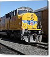 Union Pacific Locomotive Trains . 5d18821 Canvas Print