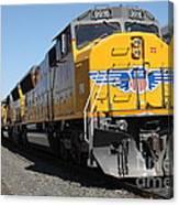 Union Pacific Locomotive Trains . 5d18824 Canvas Print