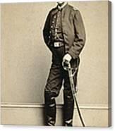Union Soldier, 1860s Canvas Print