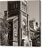 University Of Toronto 2 Canvas Print