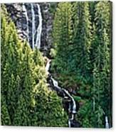 Unnamed Waterfall Canvas Print