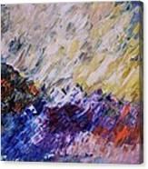 Unpredictable Tsunami Canvas Print