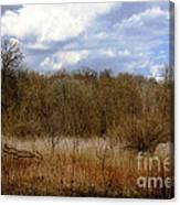 Unspoiled Prairie Landscape Canvas Print