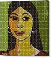 Untitled 133 Canvas Print