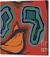 Untitled 25 Canvas Print