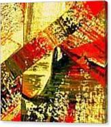 Upheaval IIi Canvas Print